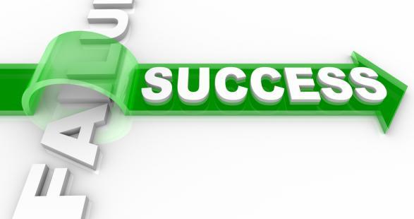 Echec - succès